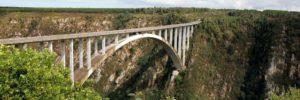 bloukrans river bridge, tsitsikamma, south africa