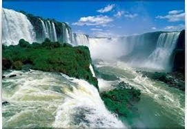 The amazing Victoria Falls in Zimbabwe