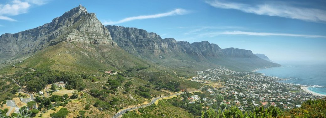 Cape Town - Table Mountain & Twelve Apostles