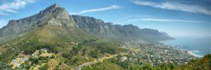 Cape Town - Table Mountain & Twelve Apostles