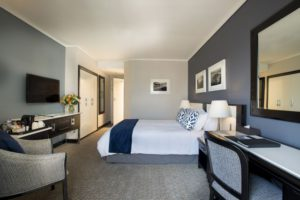 Commodore Hotel, Cape Town Waterfront - Deluxe rooms