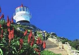 Cape Town Cape Point lighthouse