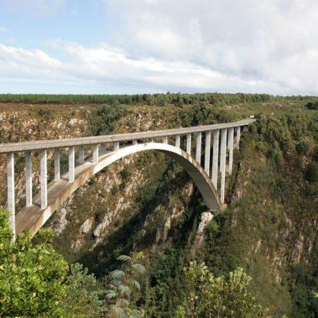 Bloukrans Bungy Jump bridge