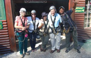 Experience the Canopy Tour