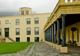 CAPE TOWN HISTORICAL CITY TOUR