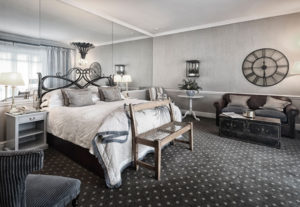 Cape Grace Hotel - superior room in the Waterfront Cape Town