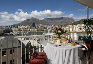 Commodore Hotel in Cape Town Waterfront
