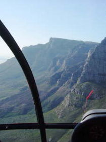 Helicopter tour - full Cape Peninsula