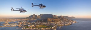 cape-town-helicopter-trips Table Mountain