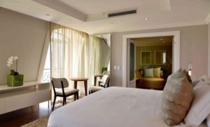 Cape Royale Hotel in Cape Town - 2 bedroom suite