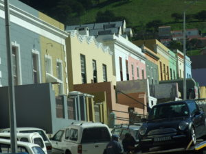 Bo-Kaap area in the City Centre