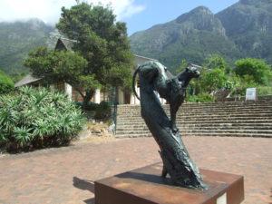 Kirstenbosch Garden statue