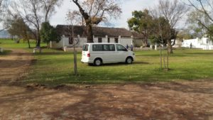 Winelands Tour visiting the historical town of Tulbagh