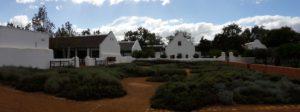 Cape Winelands area