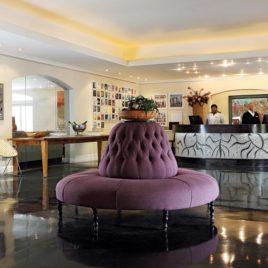 The Spier Hotel in Stellenbosch