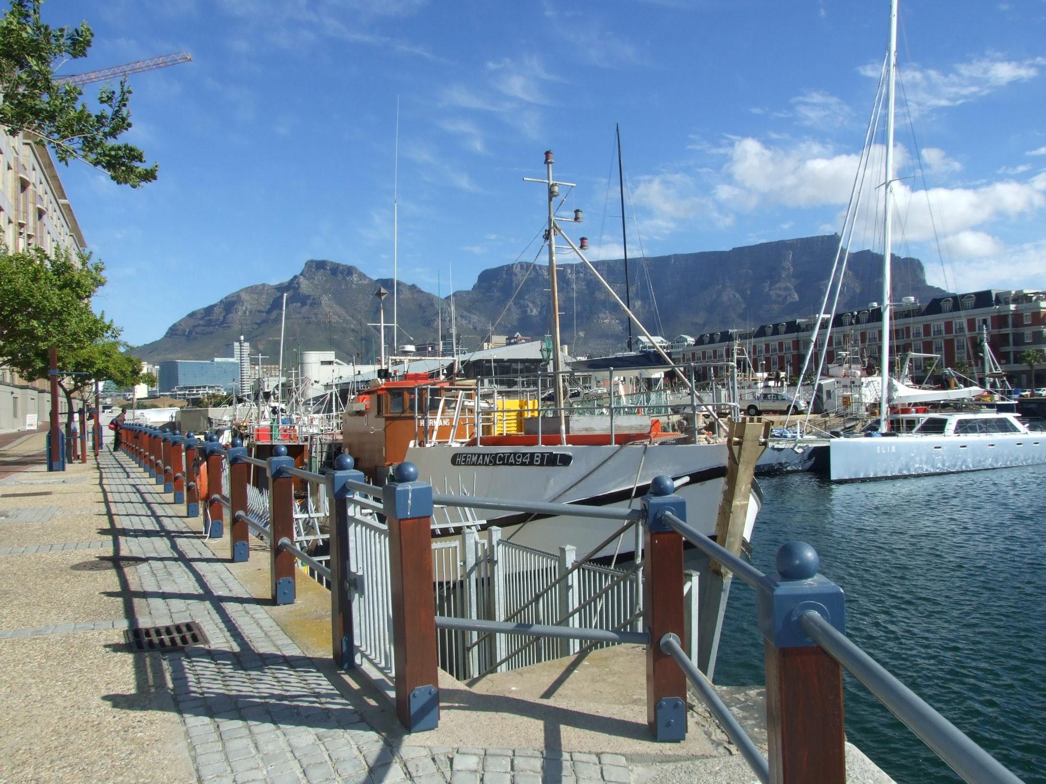 Waterfront Robben Island Tours