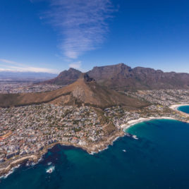 Two Oceans Helicopter Trip